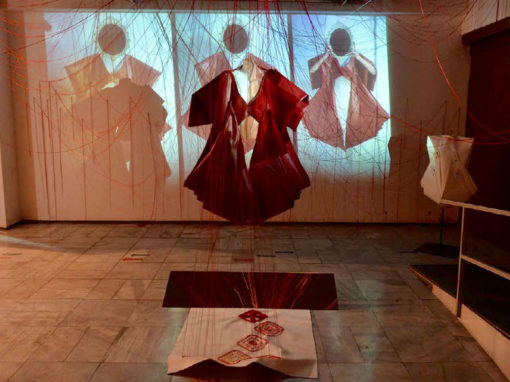 Macedonian cultural heritage through exhibition and fashion shows