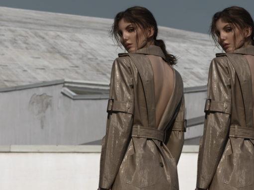 Модни скопски разгледници: Европски креации на знаменити градски локации