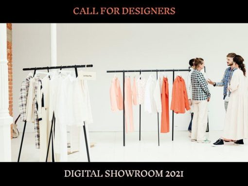 UNITED FASHION DIGITAL SHOWROOM 2021 CALL FOR DESIGNERS